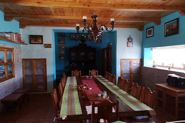 Foto de rancho en venta en camino antiguo , nueva ex-hacienda de apulco, metepec, hidalgo, 5786573 No. 20
