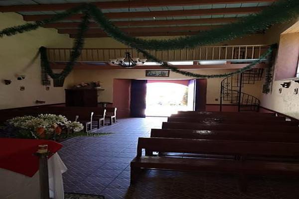 Foto de rancho en venta en camino antiguo , nueva ex-hacienda de apulco, metepec, hidalgo, 5786573 No. 22
