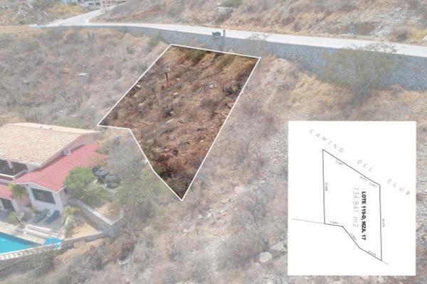 Foto de terreno habitacional en venta en camino de club , el pedregal, los cabos, baja california sur, 7251548 No. 03