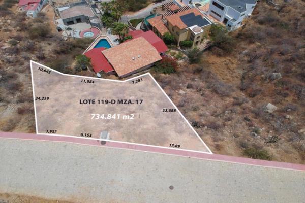 Foto de terreno habitacional en venta en camino de club , el pedregal, los cabos, baja california sur, 7251548 No. 04