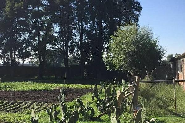 Foto de terreno industrial en venta en camino de las animas , tepotzotlán, tepotzotlán, méxico, 7224824 No. 05