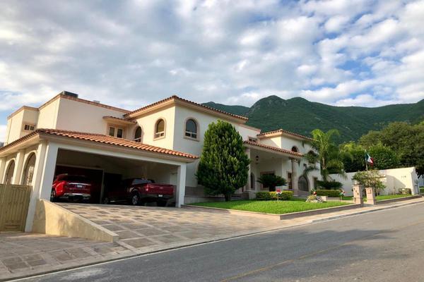 Foto de casa en venta en camino de san francisco , portal del huajuco, monterrey, nuevo león, 15227050 No. 01
