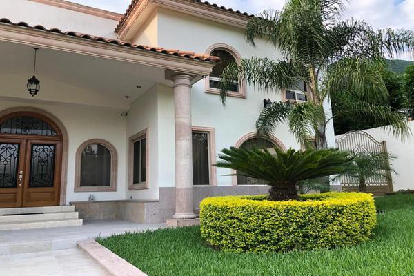 Foto de casa en venta en camino de san francisco , portal del huajuco, monterrey, nuevo león, 15227050 No. 02