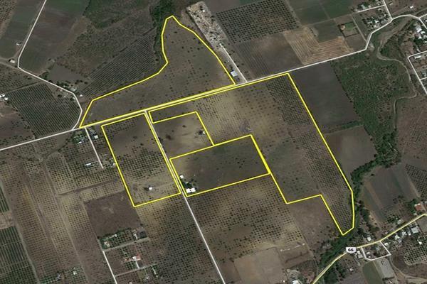 Foto de terreno habitacional en venta en camino de san isidro sn , el barranquito, cadereyta jiménez, nuevo león, 12822387 No. 01