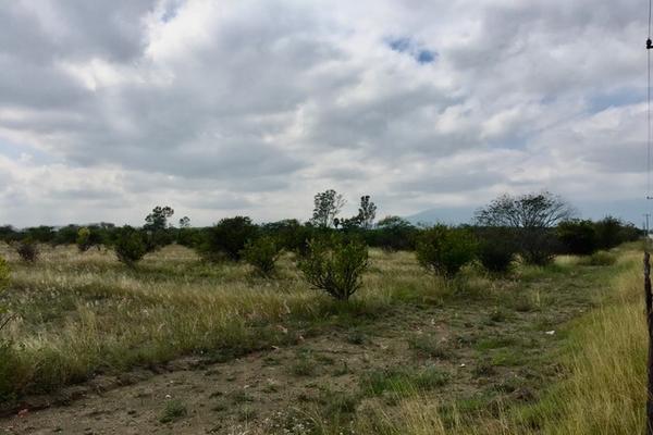Foto de terreno habitacional en venta en camino de san isidro sn , el barranquito, cadereyta jiménez, nuevo león, 12822387 No. 12