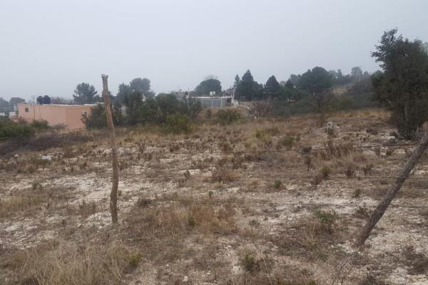 Foto de terreno habitacional en venta en camino del coyote , lomas de lourdes, saltillo, coahuila de zaragoza, 14036324 No. 01