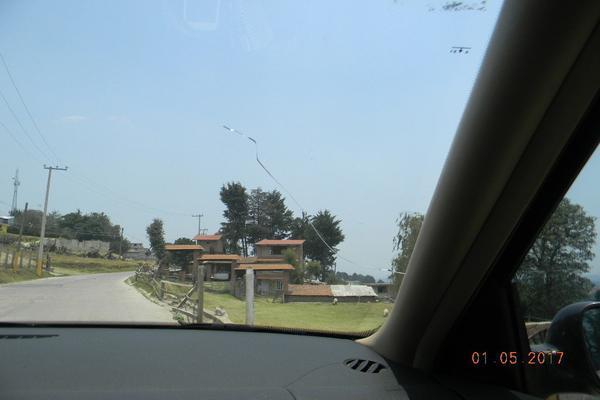 Foto de terreno habitacional en venta en camino loma de la papa , transfiguración, nicolás romero, méxico, 5856286 No. 04