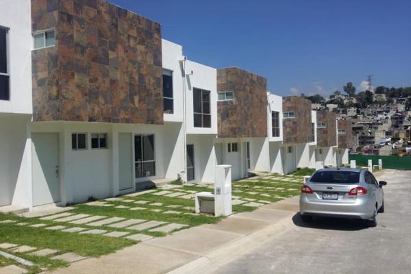 Foto de casa en venta en camino nuevo a huixquilucan 20, el pedregal, huixquilucan, méxico, 0 No. 01