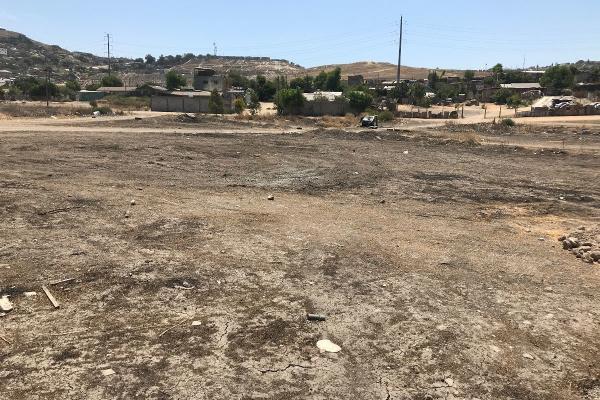Foto de terreno comercial en venta en camino nuevo león , viñedos casa blanca, tijuana, baja california, 11443872 No. 01