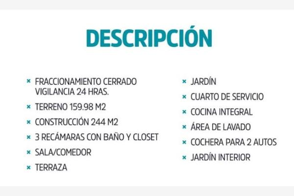 Foto de casa en venta en camino real 11 1167, la carcaña, san pedro cholula, puebla, 5931803 No. 02