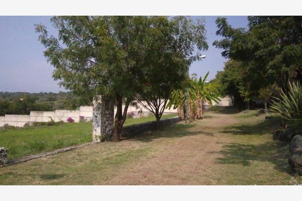 Foto de terreno habitacional en venta en camino real 53, tezoyuca, emiliano zapata, morelos, 6180737 No. 06