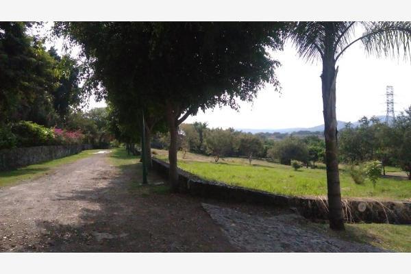Foto de terreno habitacional en venta en camino real 53, tezoyuca, emiliano zapata, morelos, 6180737 No. 07