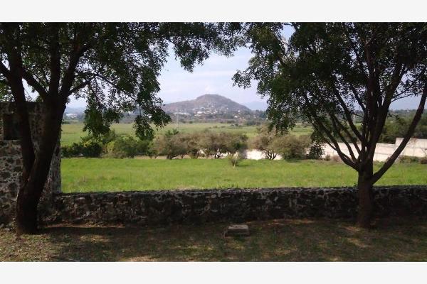 Foto de terreno habitacional en venta en camino real 53, tezoyuca, emiliano zapata, morelos, 6180737 No. 11