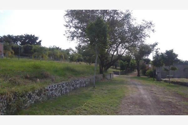 Foto de terreno habitacional en venta en camino real 53, tezoyuca, emiliano zapata, morelos, 6180737 No. 12