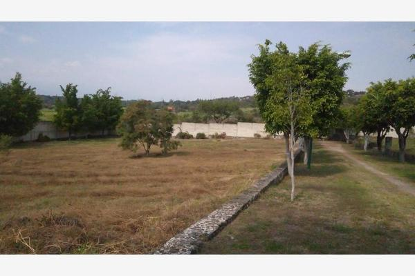 Foto de terreno habitacional en venta en camino real 53, tezoyuca, emiliano zapata, morelos, 6180737 No. 13