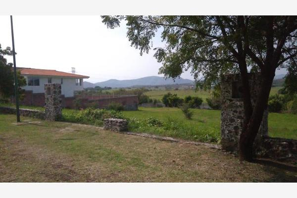 Foto de terreno habitacional en venta en camino real 53, tezoyuca, emiliano zapata, morelos, 6180737 No. 19
