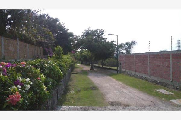 Foto de terreno habitacional en venta en camino real 53, tezoyuca, emiliano zapata, morelos, 6180737 No. 22