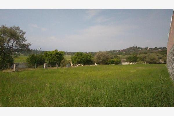 Foto de terreno habitacional en venta en camino real 53, tezoyuca, emiliano zapata, morelos, 6180737 No. 26