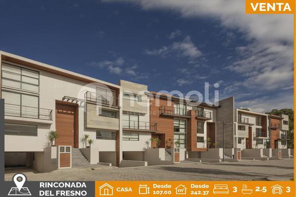 Foto de casa en venta en camino real a momoxpan 3411, la rinconada, san pedro cholula, puebla, 7275950 No. 01
