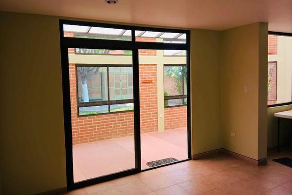 Foto de casa en venta en camino real a momoxpan , rincón de la arborada, san pedro cholula, puebla, 17604430 No. 07
