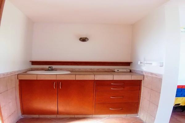 Foto de casa en venta en camino real a momoxpan , rincón de la arborada, san pedro cholula, puebla, 17604430 No. 27