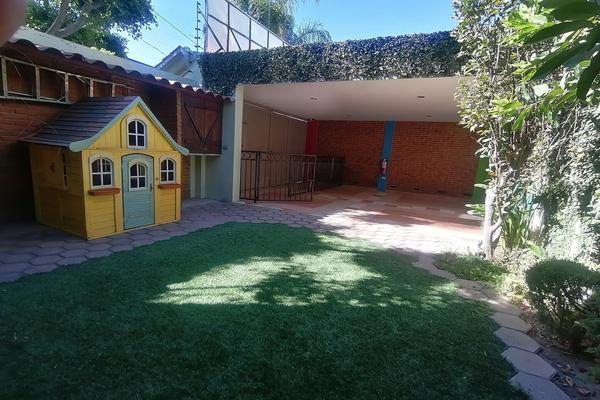 Foto de casa en venta en camino real a momoxpan , rincón de la arborada, san pedro cholula, puebla, 17604430 No. 28
