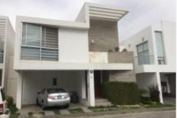 Foto de casa en venta en camino real a morillotla 2345, morillotla, san andrés cholula, puebla, 8104285 No. 01