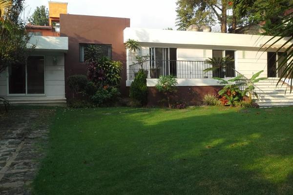 Foto de casa en venta en camino real a tepoztlan 43, jardines de ahuatepec, cuernavaca, morelos, 2687460 No. 01