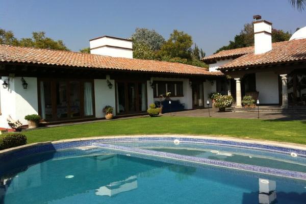 Casa en camino real a tepoztl n jardines de ahuatepec for Jardin quinta real morelos