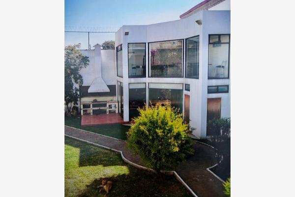 Foto de casa en venta en camino real al ajusco 50, ampliación tepepan, xochimilco, df / cdmx, 12277237 No. 01