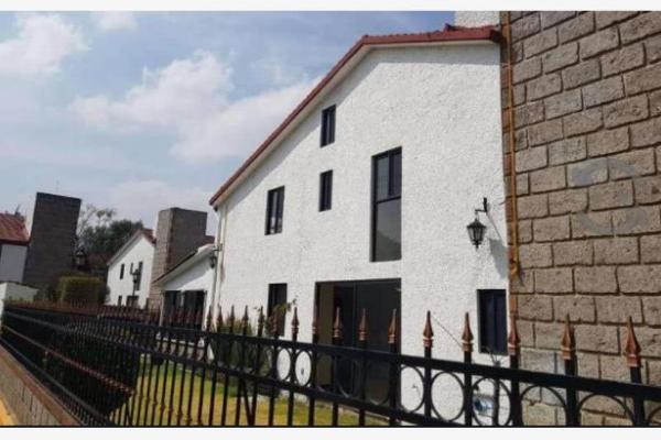 Foto de casa en venta en camino real al ajusco 599, fuentes de tepepan, tlalpan, df / cdmx, 12278276 No. 01