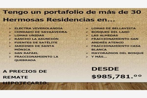 Foto de casa en venta en camino real calacoaya 150, calacoaya, atizapán de zaragoza, méxico, 4236736 No. 08