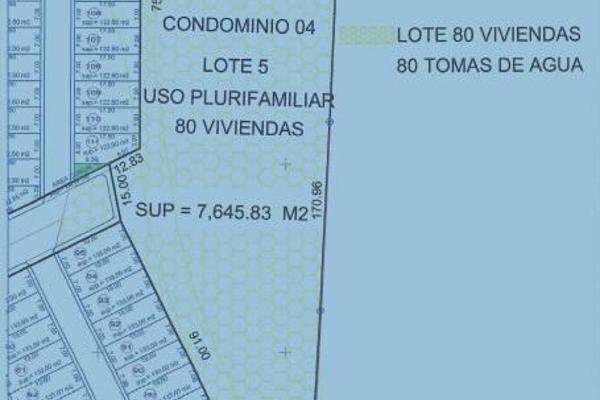 Foto de terreno habitacional en venta en  , camino real, corregidora, querétaro, 14021035 No. 02