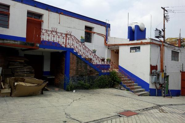 Foto de nave industrial en renta en camino real de toluca , bellavista, álvaro obregón, df / cdmx, 7177771 No. 02