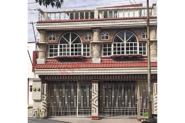 Foto de casa en venta en  , camino real, guadalupe, nuevo león, 13329131 No. 01