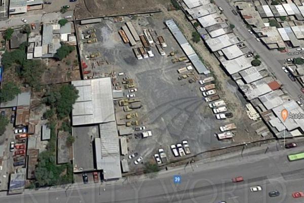 Foto de terreno comercial en venta en  , camino real, guadalupe, nuevo león, 8390986 No. 01