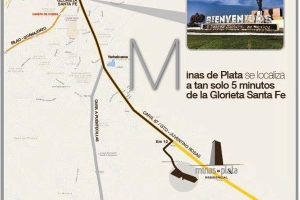 Foto de terreno habitacional en venta en  , camino real, guanajuato, guanajuato, 2717054 No. 05