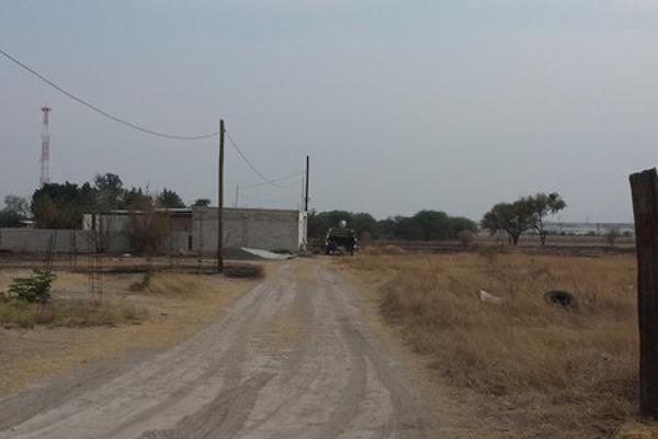 Foto de terreno habitacional en venta en camino real , la cruz, celaya, guanajuato, 2719246 No. 01