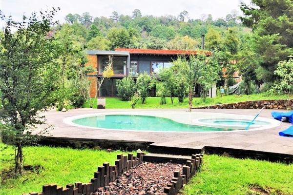 Foto de casa en condominio en venta en camino real rincón de estradas, residencial el rincón 2 , valle de bravo, valle de bravo, méxico, 7469306 No. 01
