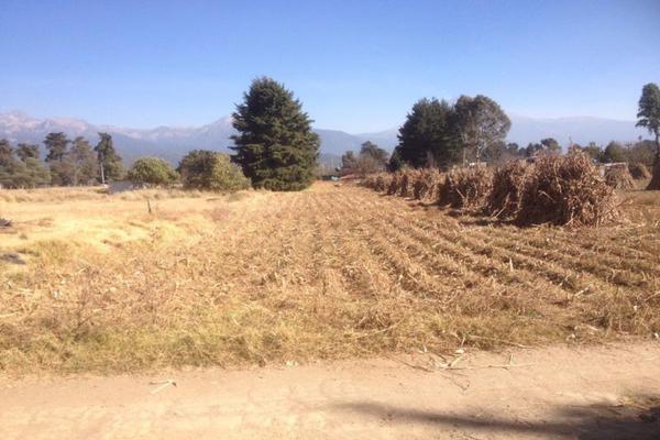 Foto de terreno habitacional en venta en camino real , san francisco zentlalpan, amecameca, méxico, 0 No. 02