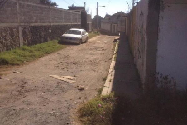 Foto de terreno habitacional en venta en camino real , san francisco zentlalpan, amecameca, méxico, 0 No. 04