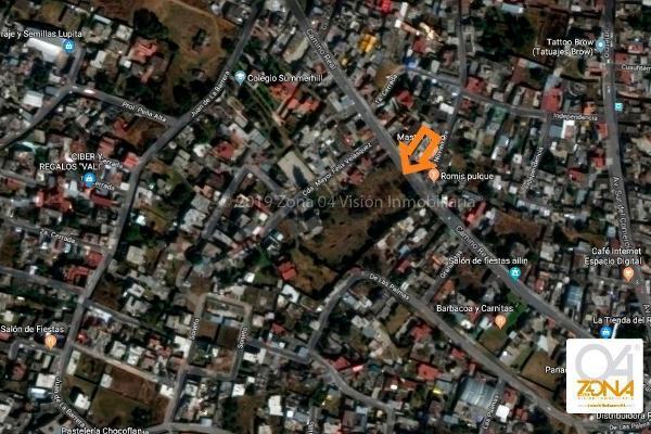 Foto de terreno habitacional en venta en camino real , san juan, tláhuac, df / cdmx, 8901485 No. 02