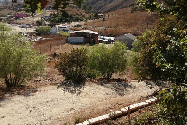 Foto de terreno comercial en venta en camino vecinal 00, los venados, tijuana, baja california, 8844683 No. 01