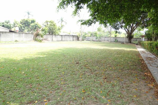 Foto de rancho en venta en camino vecinal, comalcalco , josé maria pino suárez 3a sección (corinto), comalcalco, tabasco, 8381452 No. 07