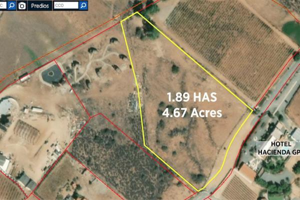 Foto de terreno habitacional en venta en camino vecinal , el porvenir, ensenada, baja california, 3460194 No. 09