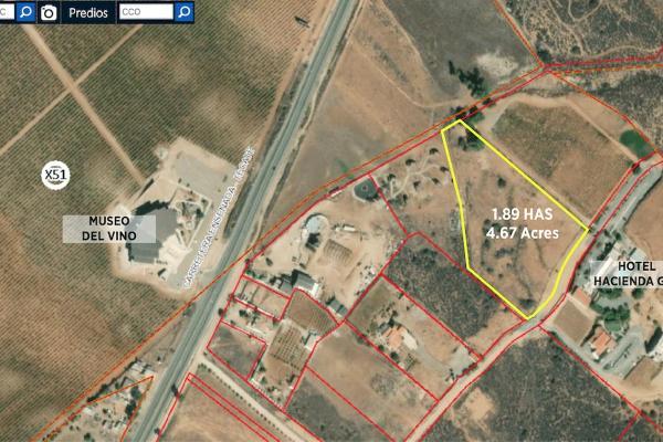 Foto de terreno habitacional en venta en camino vecinal , el porvenir, ensenada, baja california, 3460194 No. 10