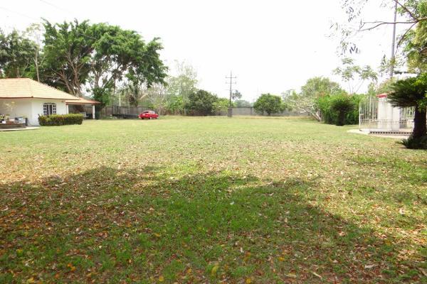 Foto de rancho en venta en camino vecinal , josé maria pino suárez 3a sección (corinto), comalcalco, tabasco, 8381452 No. 02