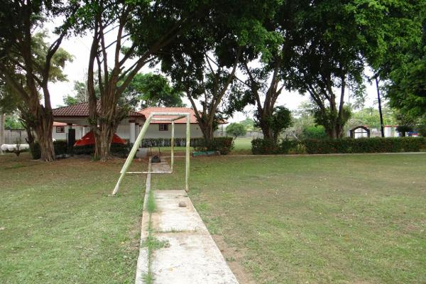 Foto de rancho en venta en camino vecinal , josé maria pino suárez 3a sección (corinto), comalcalco, tabasco, 8381452 No. 03
