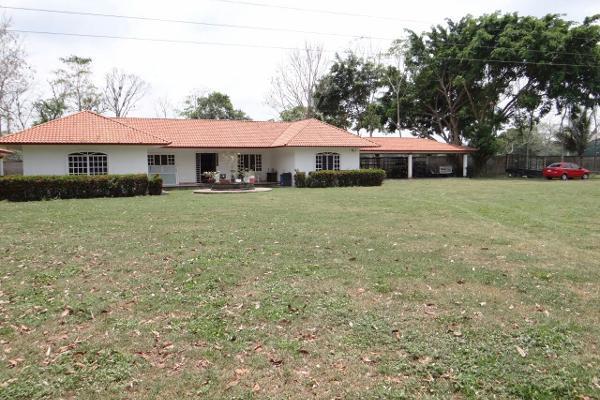 Foto de rancho en venta en camino vecinal , josé maria pino suárez 3a sección (corinto), comalcalco, tabasco, 8381452 No. 04