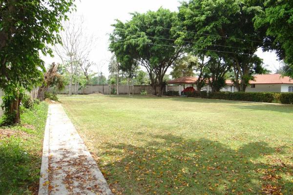 Foto de rancho en venta en camino vecinal , josé maria pino suárez 3a sección (corinto), comalcalco, tabasco, 8381452 No. 05